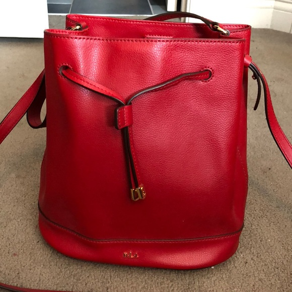 72953f882cb8b Lauren Ralph Lauren Handbags - Ralph Lauren Dryden Debby II Mini Drawstring  bag